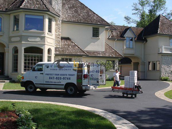 home security systems chciago