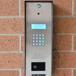 Commercial Intercom/Phone Entry System