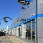 Commercial Security Camera Installation