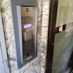 Commercial Phone Entry Intercom System