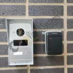 Intercom with Access Control Reader